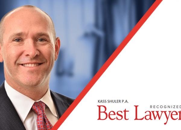 kass shuler best lawyers 2021
