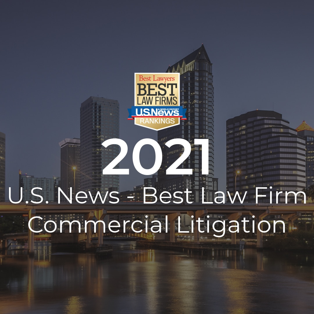 "Kass Shuler, P.A. Named ""Best Law Firm"" by U.S. News"